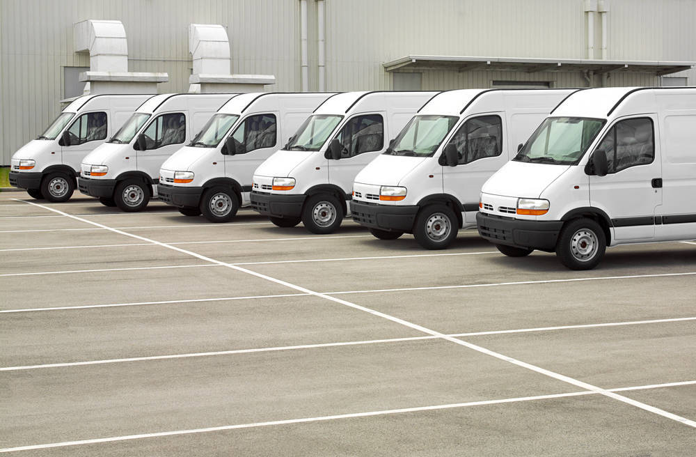 La demanda de vehículos de reparto crece entre las empresas de ropa