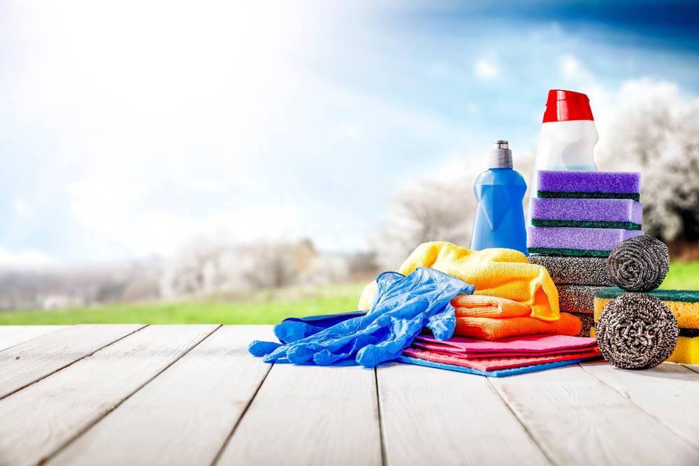 Los productos ecológicos de limpieza, cada vez más demandados en España