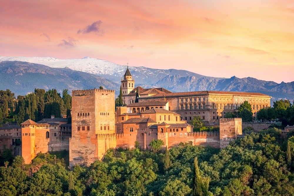 La Alhambra y sus azulejos