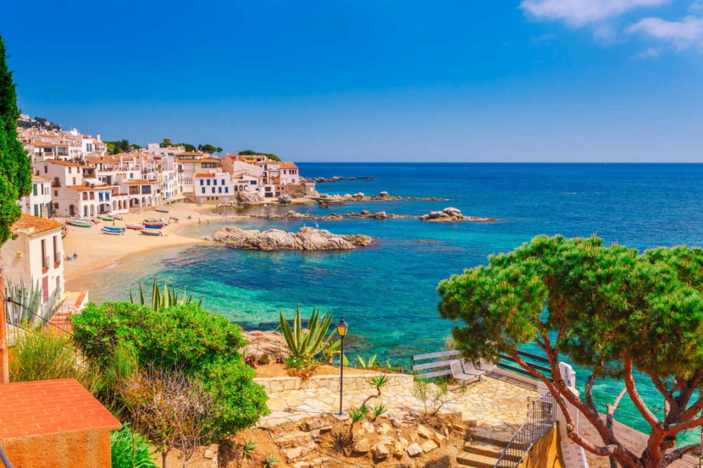 Recorriendo las playas de la Costa del Maresme