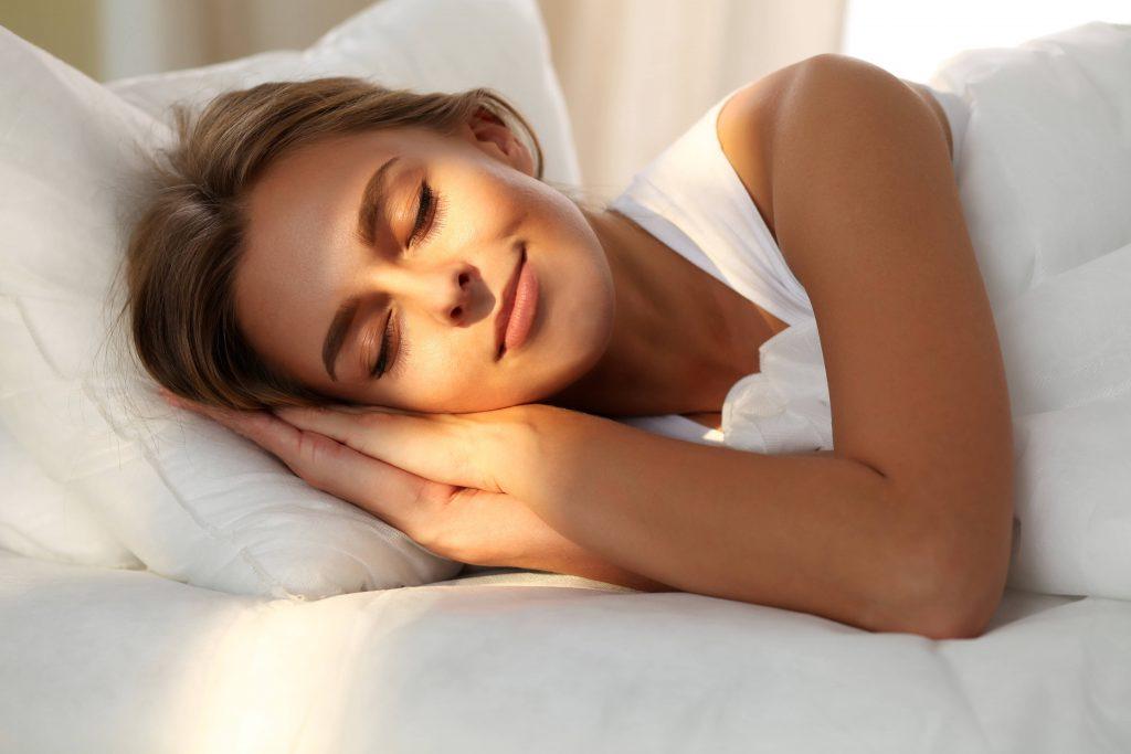 Dormir bien es el mejor tratamiento de estética