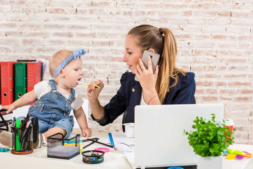 Teletrabajar y ser padre al mismo tiempo: ¿cómo superar el reto?