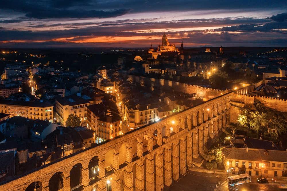 Decoración y bienestar se unen en las casas de Segovia