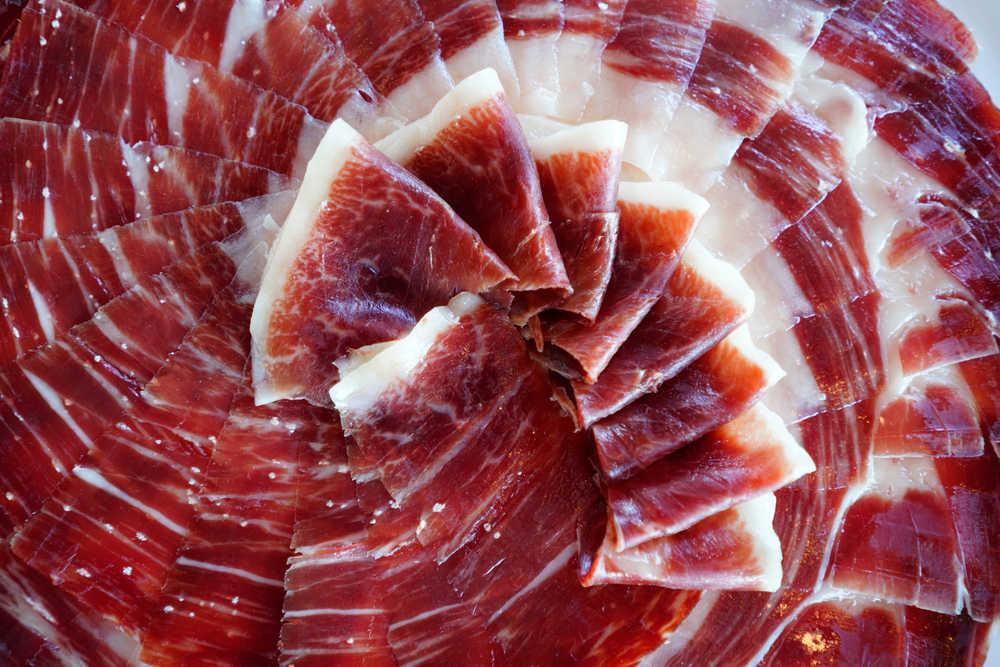 El jamón ibérico, el producto estrella para la industria alimentaria en nuestro país